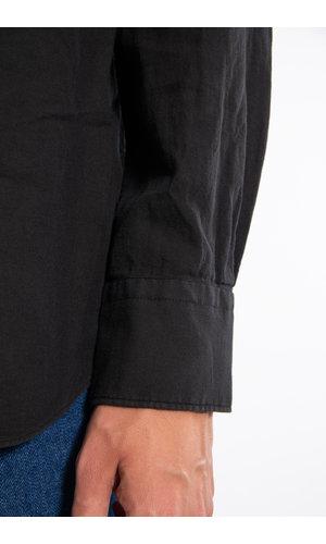Xacus Overhemd / 71191.998 / Zwart