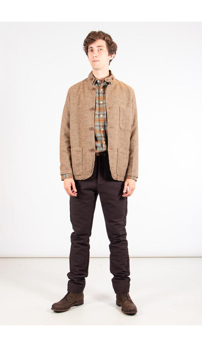 Portuguese Flannel Portuguese Flannel Jack / Working Blazer / Bruin