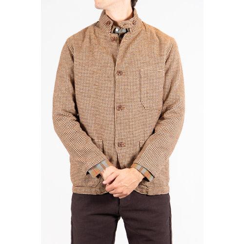 Portuguese Flannel Portuguese Flannel Jacket / Working Blazer / Brown