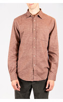 Portuguese Flannel Shirt / Teca / Cinnamon