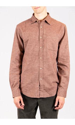 Portuguese Flannel Portuguese Flannel Shirt / Teca / Cinnamon