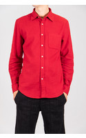 Portuguese Flannel Shirt / Teca / Red
