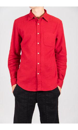 Portuguese Flannel Portuguese Flannel Shirt / Teca / Red