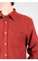Portuguese Flannel Shirt / Teca / Barbera