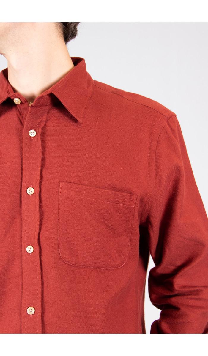 Portuguese Flannel Portuguese Flannel Shirt / Teca / Barbera