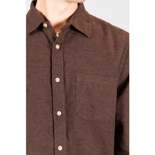 Portuguese Flannel Portuguese Flannel Shirt / Teca / Brown