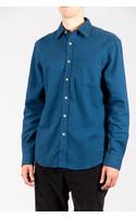 Portuguese Flannel Shirt / Teca / Blue
