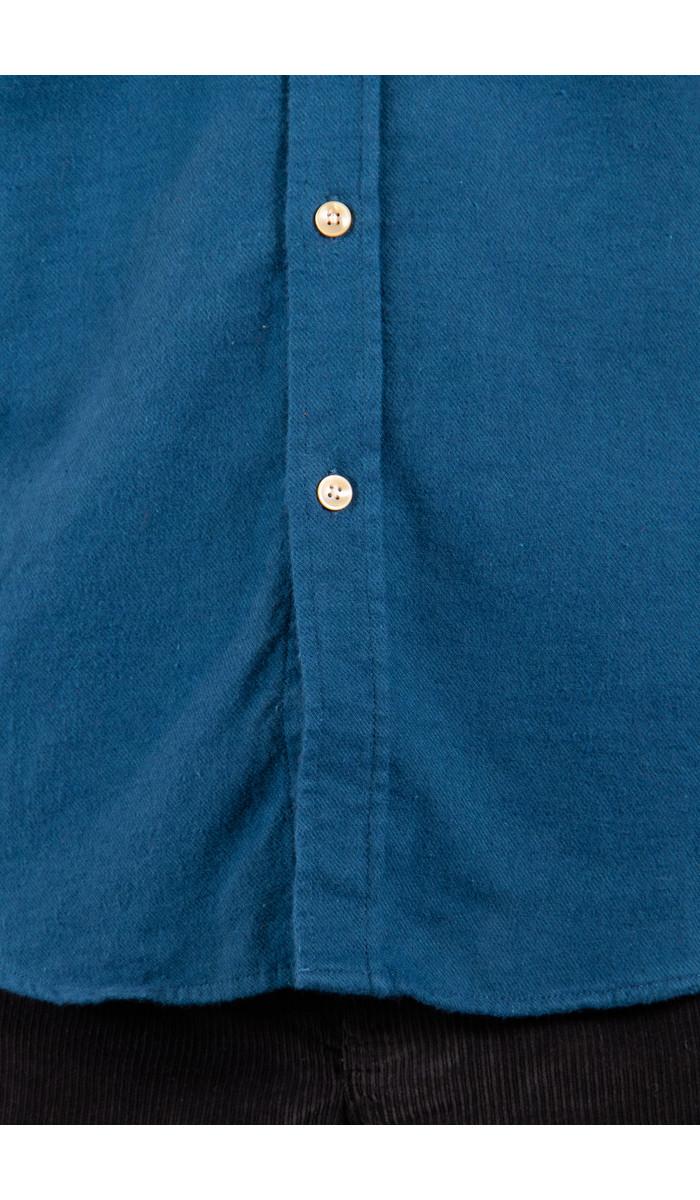 Portuguese Flannel Portuguese Flannel Shirt / Teca / Blue