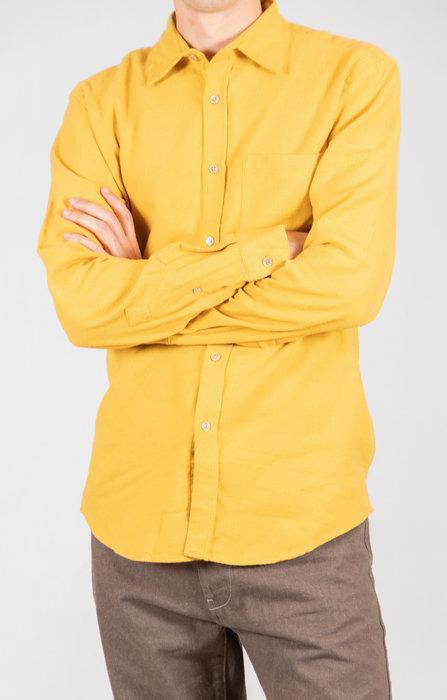 Portuguese Flannel Portuguese Flannel Shirt / Lobo / Yellow