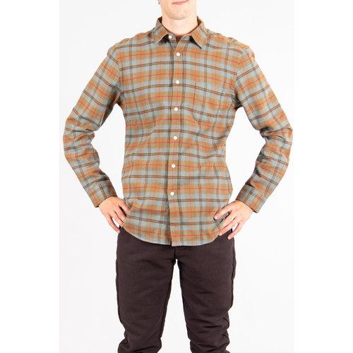 Portuguese Flannel Portuguese Flannel Shirt / Cabeço / L. Blue