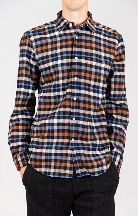 Portuguese Flannel Portuguese Flannel Overhemd / MOB / Multi