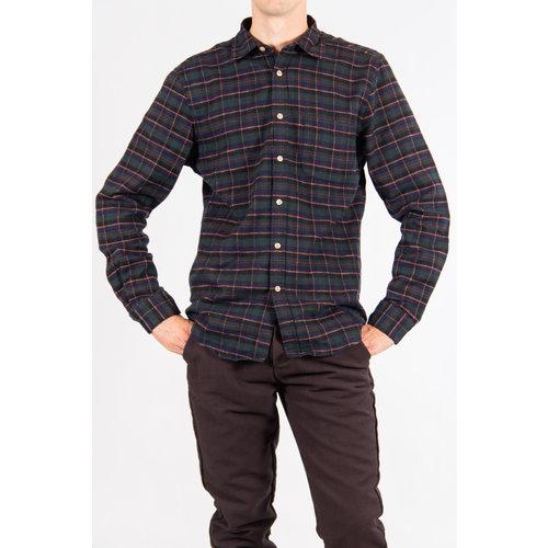 Portuguese Flannel Portuguese Flannel Shirt / Lordelo / Green