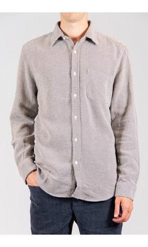 Portuguese Flannel Portuguese Flannel Overhemd / Tricot / Grijs