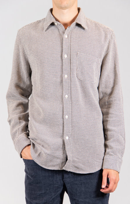 Portuguese Flannel Portuguese Flannel Shirt / Tricot / Grey