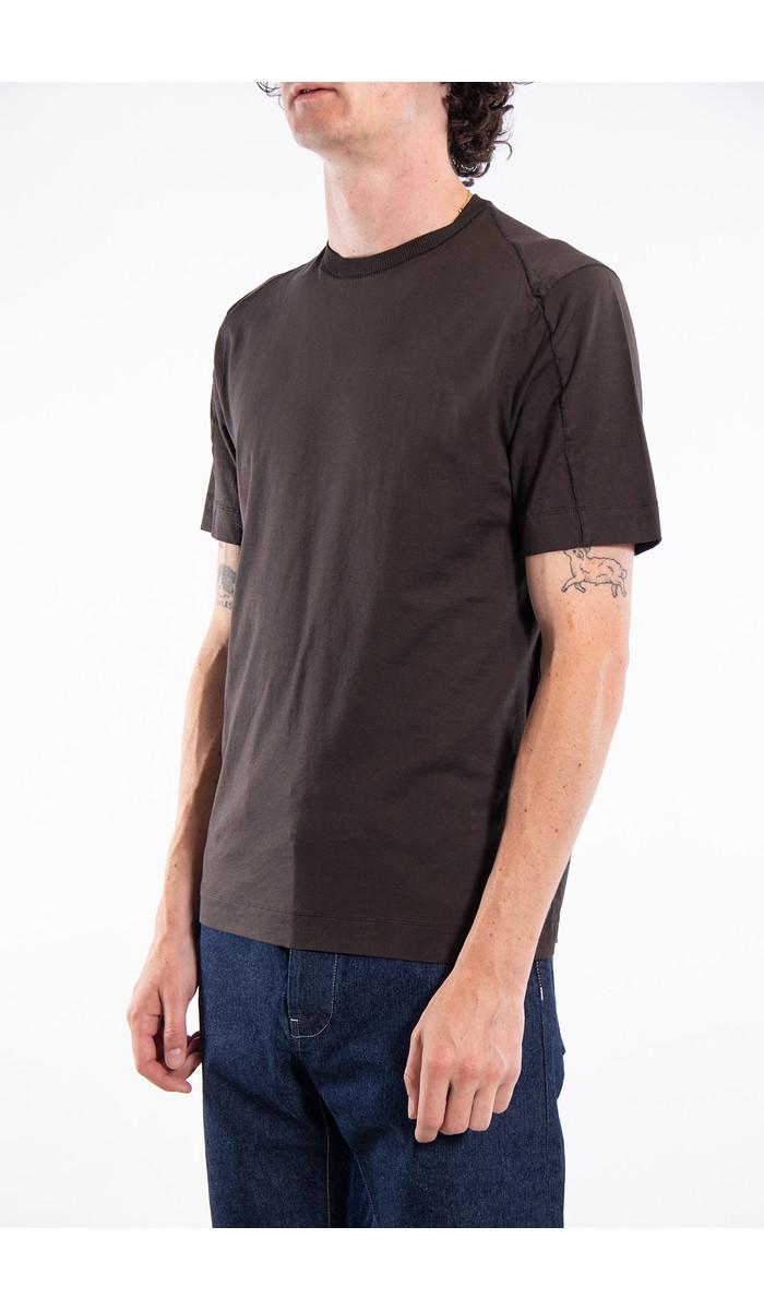Transit Transit T-Shirt / CFUTRM1361 / Brown