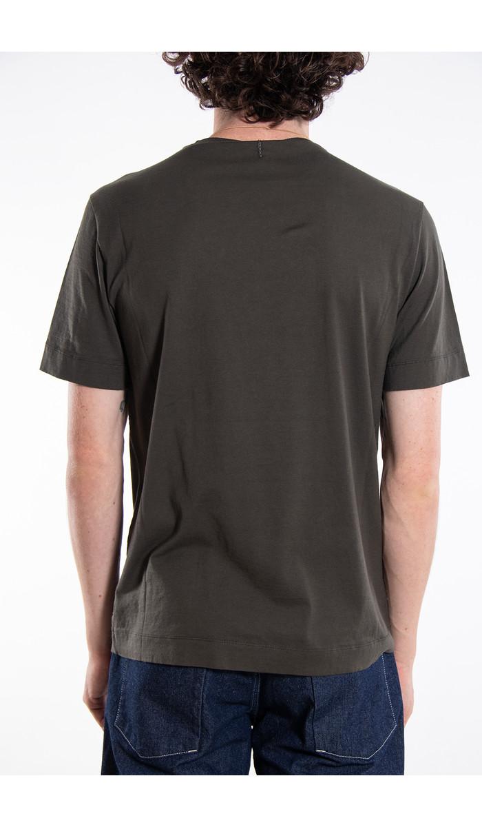 Transit Transit T-Shirt / CFUTRM1361 / Clay