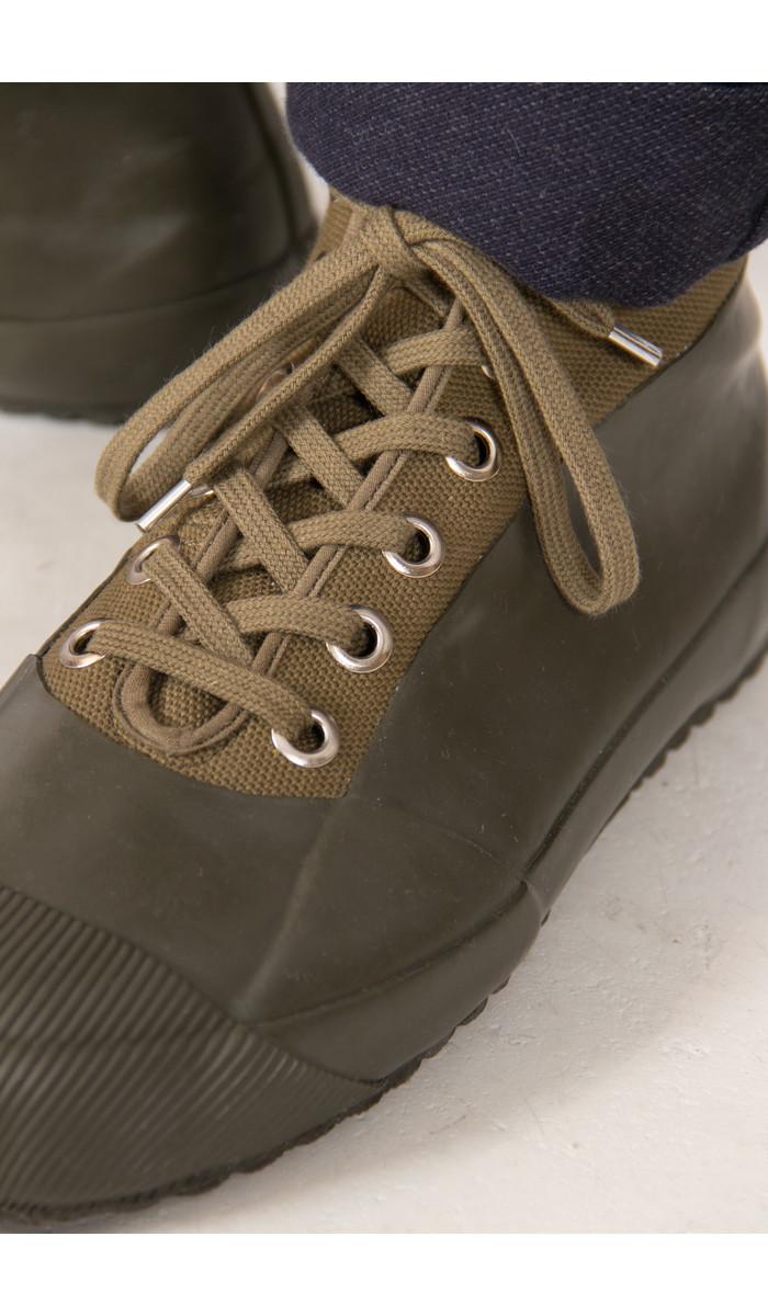 Novesta Novesta Shoe / Rubber Sneaker / Green