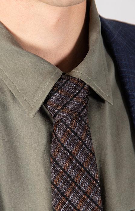 Strellson Strellson Tie / Tie1 / Brown Check