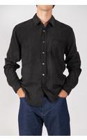 Our Legacy Overhemd / Classic Shirt / Zwart