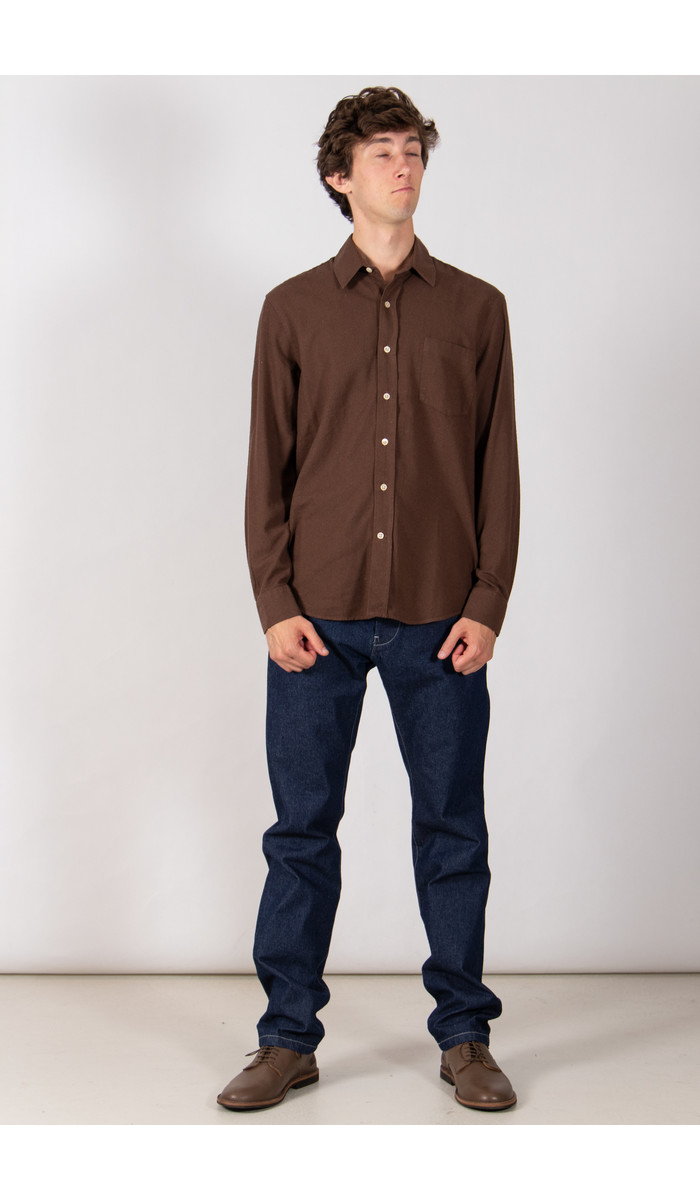 Our Legacy Shirt / Classic Shirt / Brown