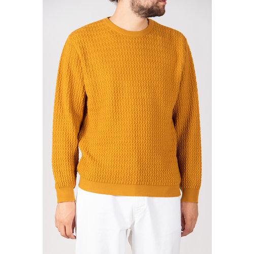 G.R.P. Firenze G.R.P. Sweater / SFTEC60 / Ochre