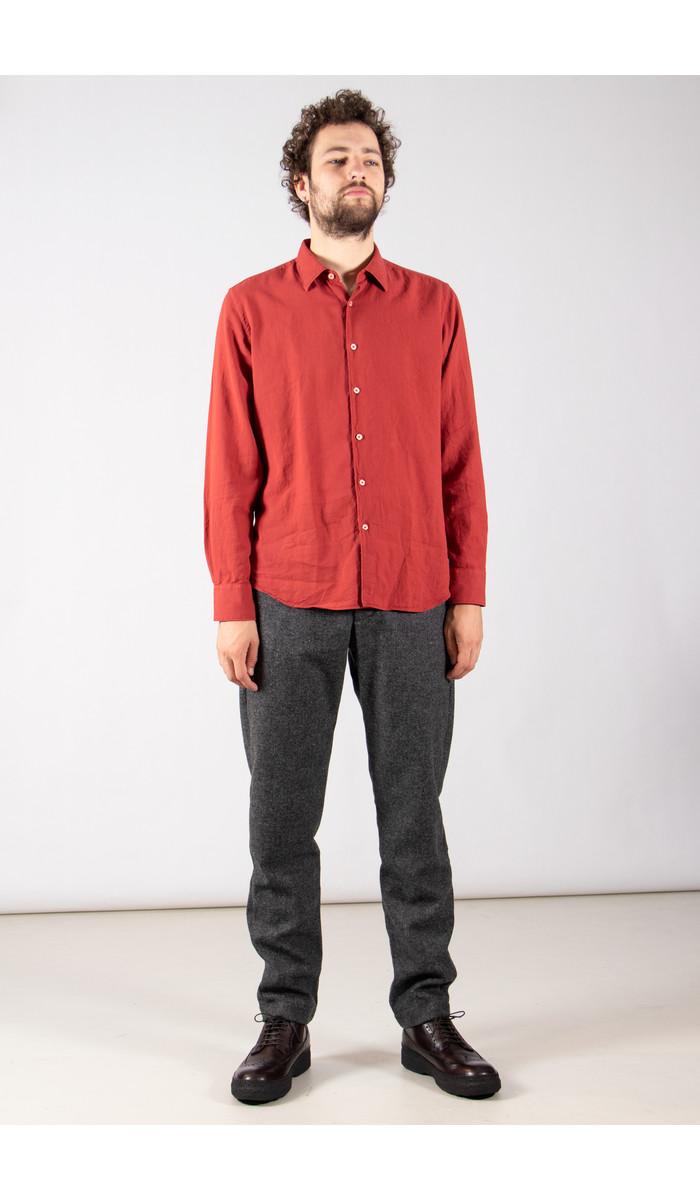 Xacus Overhemd / 71191.422 / Rood