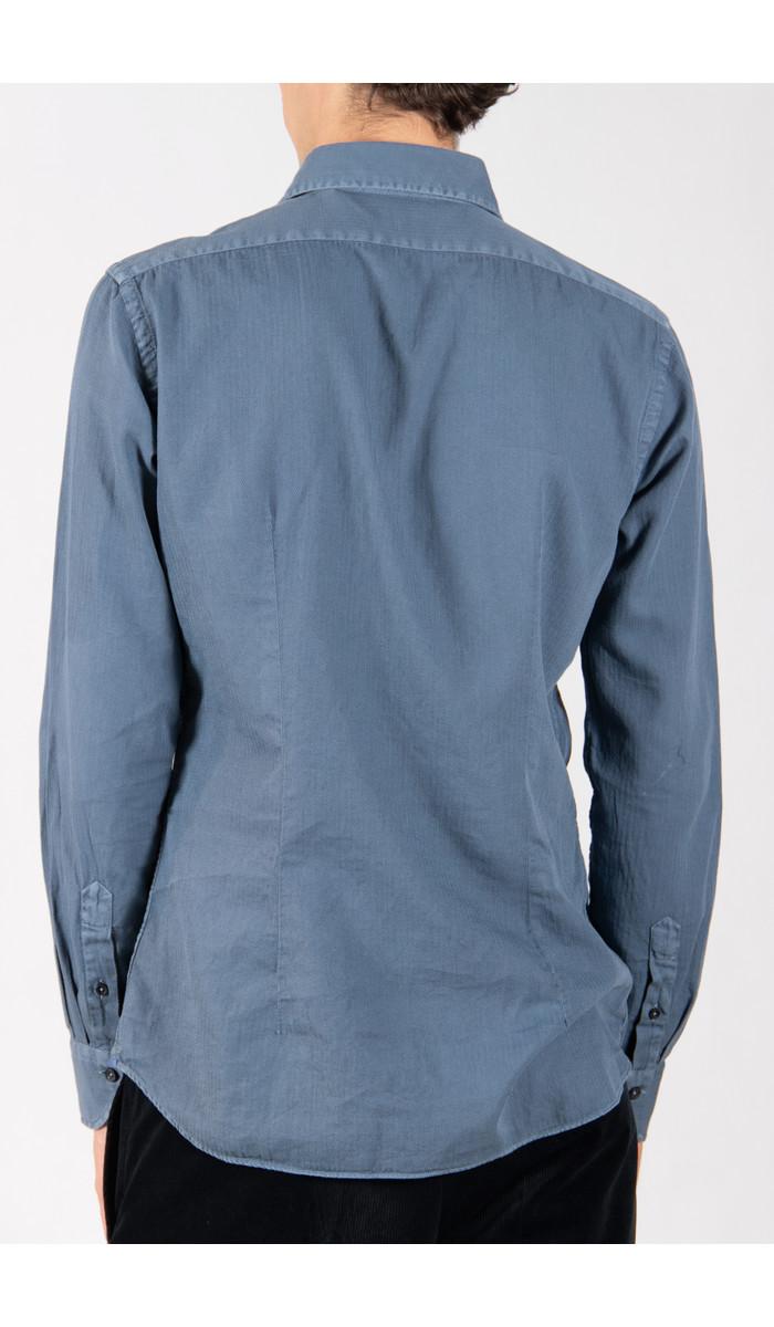 Xacus Shirt / 71195.715 / Steel Blue