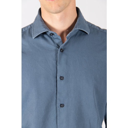 Xacus Shirt / 71195.715 / Steel Blue