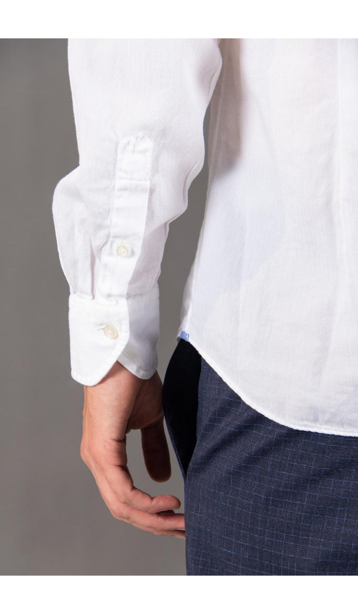Xacus Overhemd / 71195.001 / Wit