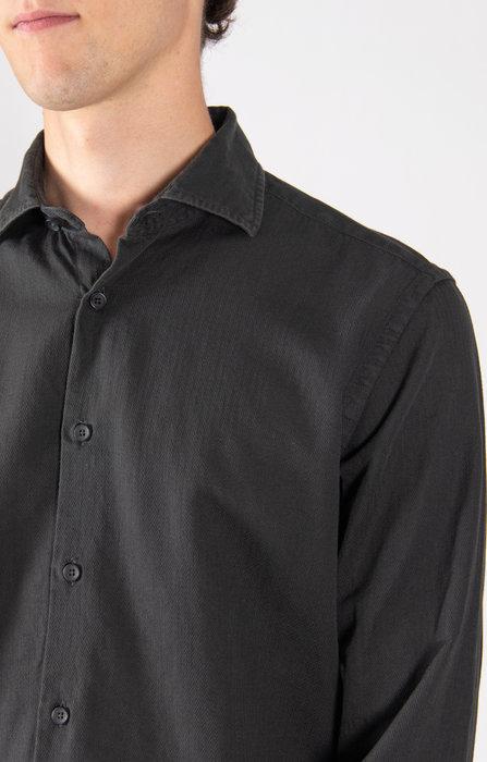 Xacus Overhemd / 71195.625 / Groen