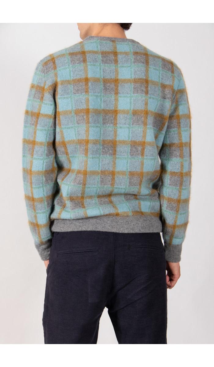 Roberto Collina Roberto Collina Sweater / RD37001 / Light Blue