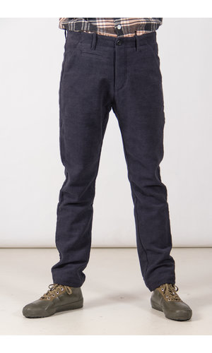 Hannes Roether Hannes Roether Trousers / Barbe / Blue