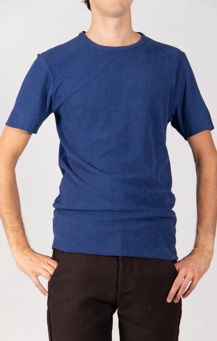 Hannes Roether Hannes Roether T-Shirt / Pinto / Blauw
