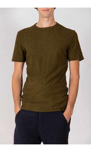 Hannes Roether Hannes Roether T-Shirt / Pinto / Groen