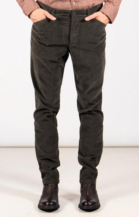 Transit Transit Trousers / CFUTRMD130 / Green