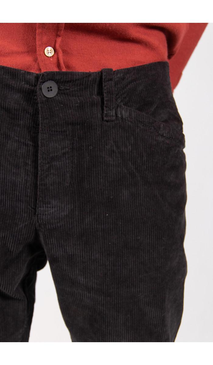 Transit Transit Trousers / CFUTRMD130 / Black