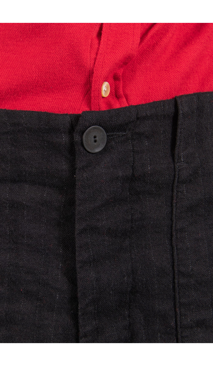 Transit Transit Trousers / CFUTRMJ190 / Black