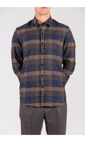 Homecore Homecore Shirt / Tokyo Check / Blue