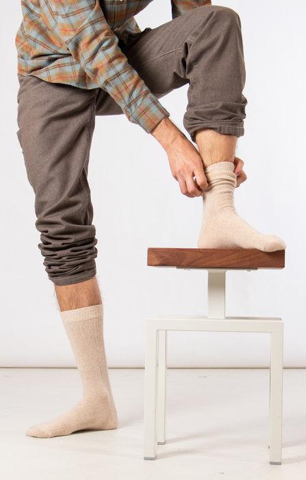 Homecore Homecore Sock / Cachemire / Beige