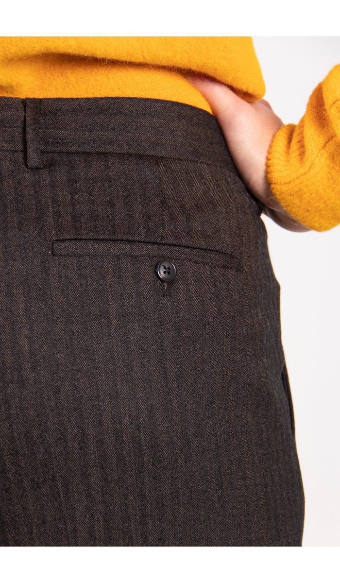 Mauro Grifoni Grifoni Trousers / GH140002.15 / Brown