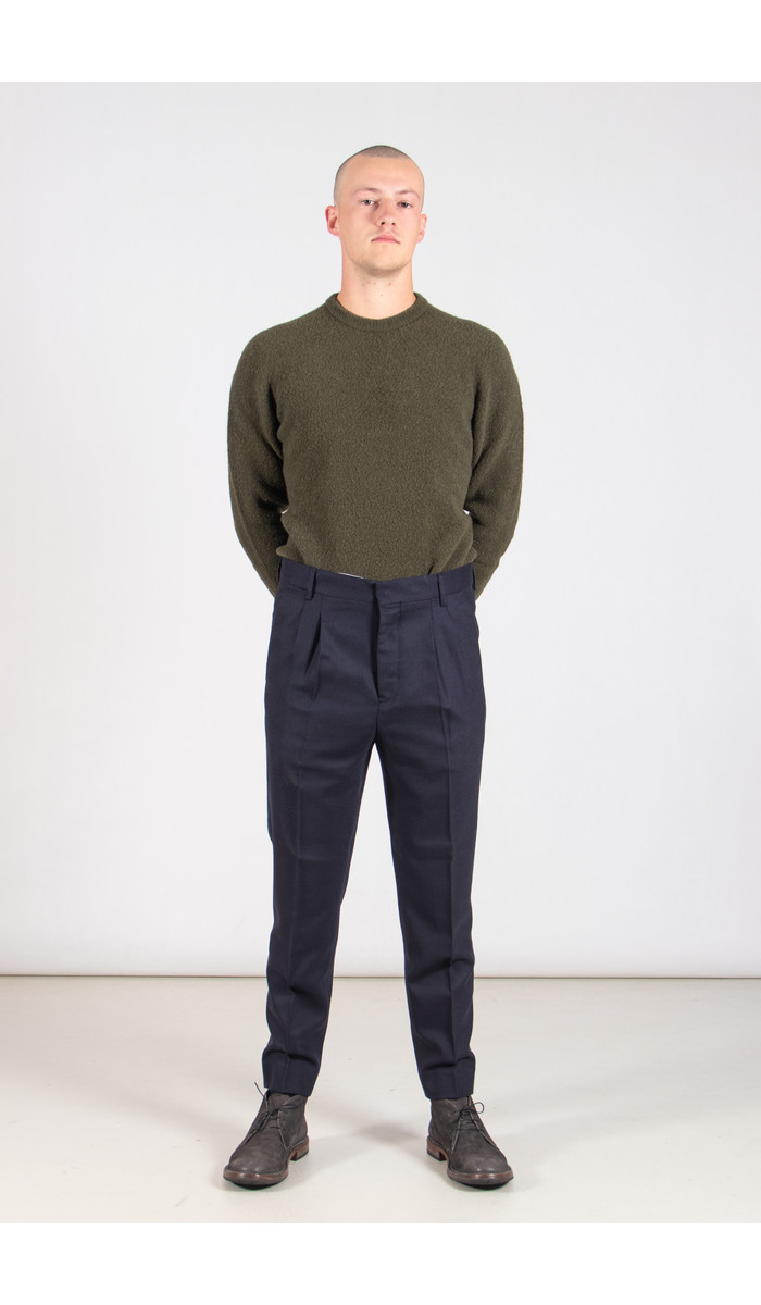 Mauro Grifoni Grifoni Trousers / GH140002.15 / Navy