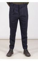 Grifoni Trousers / GH140002.15 / Navy