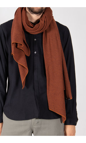 Hannes Roether Hannes Roether Shawl / Fluse / Rood Bruin