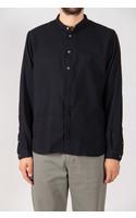 Delikatessen Overhemd / Zen Shirt / Zwart