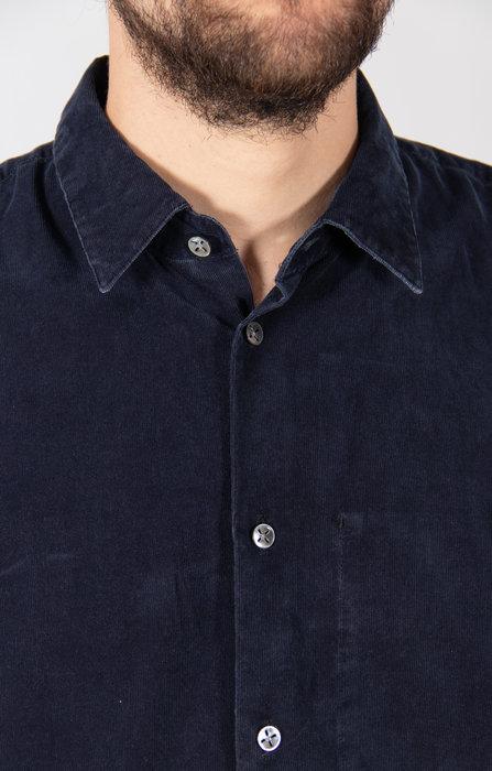 Delikatessen Delikatessen Shirt / Feel Good / Indigo