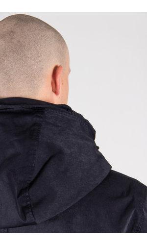 Ten-C Ten-C Coat / Thunderstorm Parka / Dark Blue