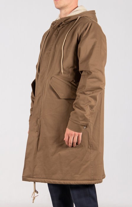 Mauro Grifoni Grifoni Coat / GH360002.28 / Khaki