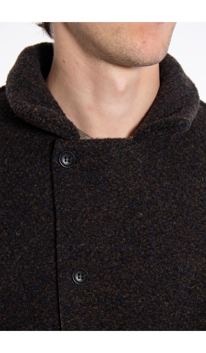 Homecore Homecore Jacket / Swit Shetland / Brown