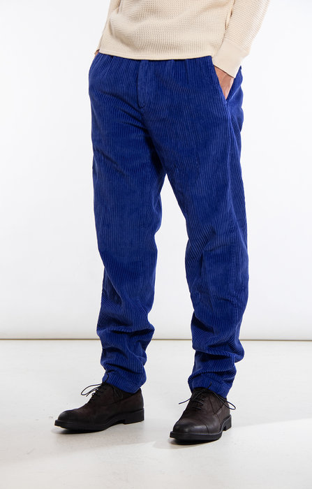 Homecore Homecore Trousers / Orel Cord / Blue