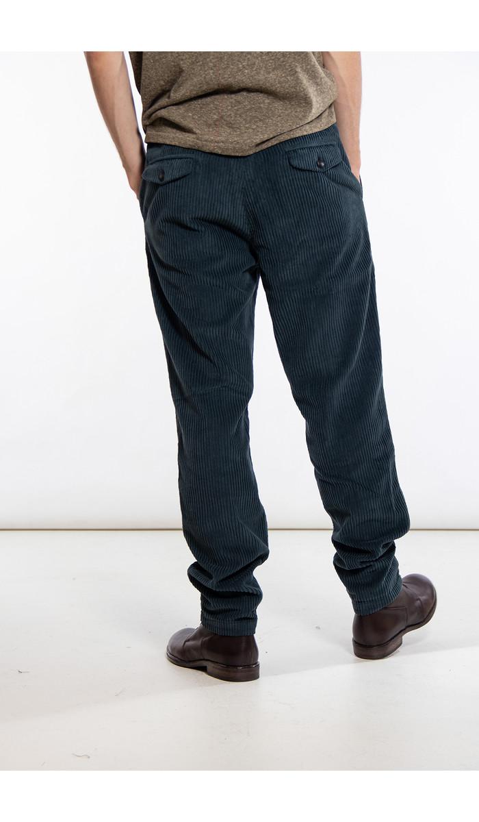 Homecore Homecore Trousers / Orel Cord / Sea Blue